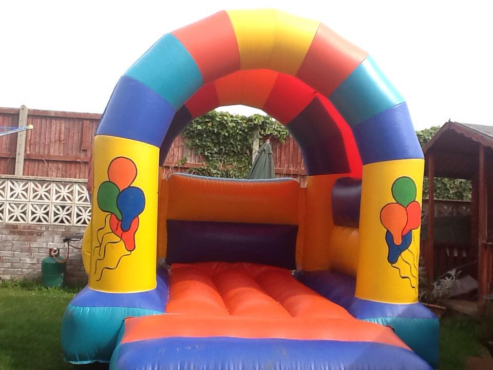 Hire your Bouncy Castle from only £45 in Scarborough, Whitby, Filey.
