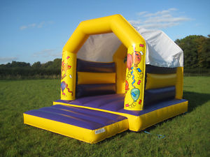 Enjoy your Themed Bouncy Castle at your Party.