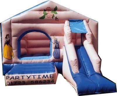 Hire your Bouncy Castle and Slide from only £65 in Scarborough, Whitby, Filey.