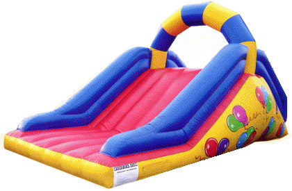 Balloon Slide Hire in the Scarborough Area