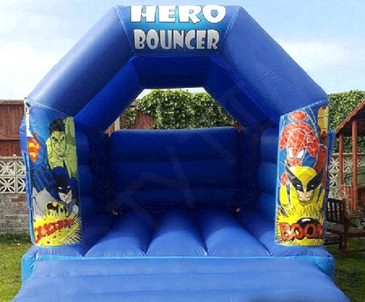 Bouncy Castle and Party hire for a great Children's Party in the Scarborough area